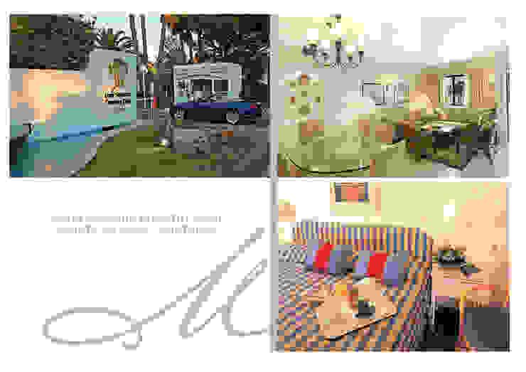 Four Seasons Country Club Espaços por Maria Raposo Interior Design