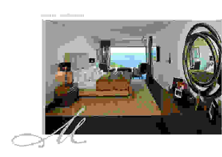 House in Lagos Espaços por Maria Raposo Interior Design