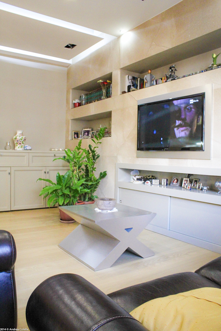 Appartamento Cassino_02 di Andrea D'Aguanno Moderno