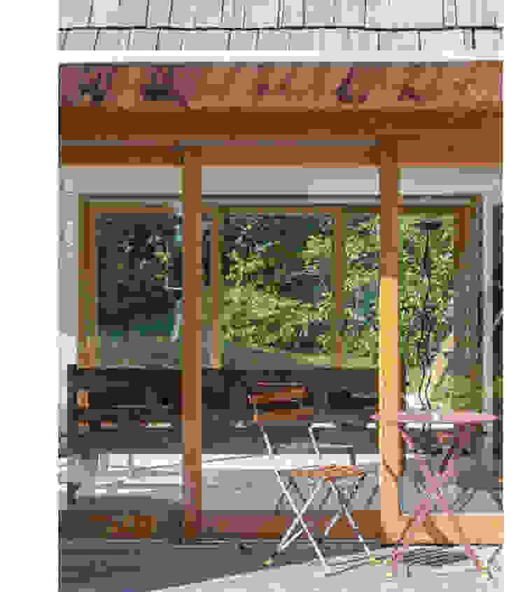 transparence Est-Ouest Maisons par Jean-Charles CASTRIC - architecte D.P.L.G.