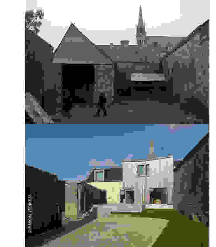 avant / après Maisons par Jean-Charles CASTRIC - architecte D.P.L.G.