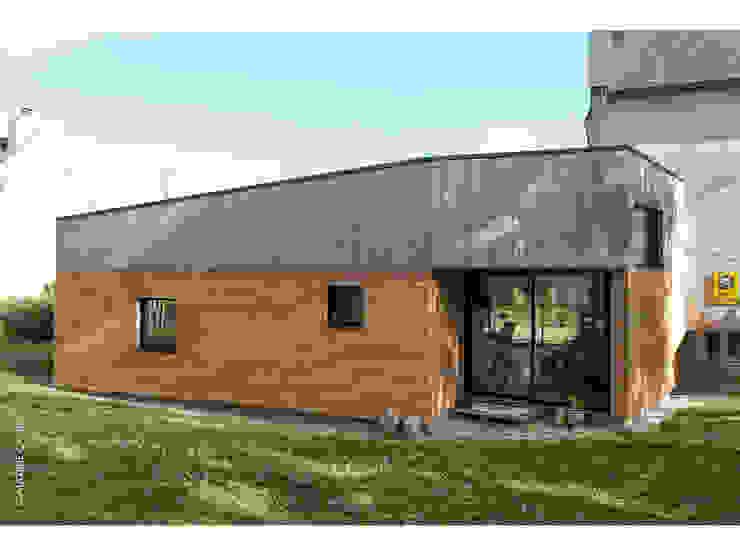 Jean-Charles CASTRIC - architecte D.P.L.G. منازل