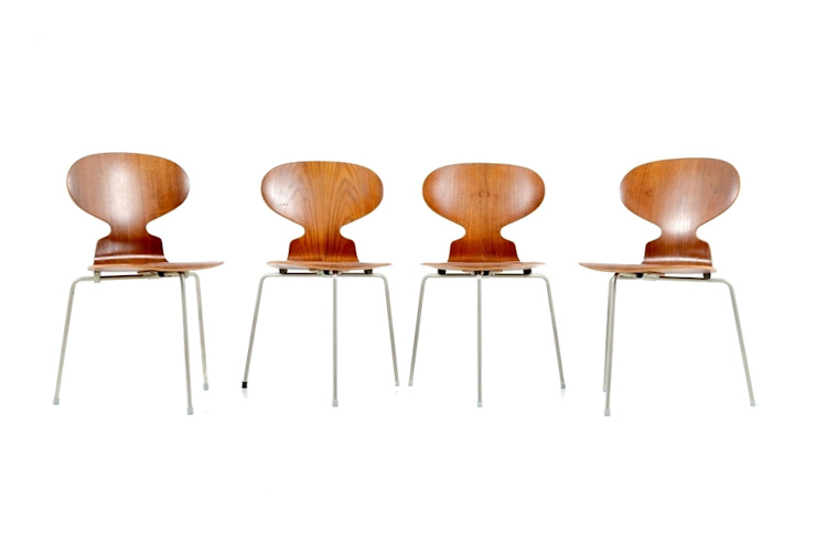 Arne Jacobsen Ant Chairs von Room of Art Skandinavisch