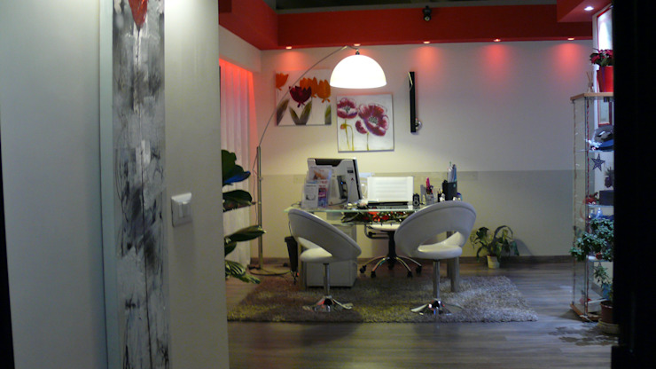 ONE TO ONE Spa moderna di Studio Stefano Pediconi Moderno