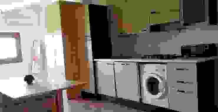 cucina prima di Mariagrazia Guarini Home Stager & interior Design