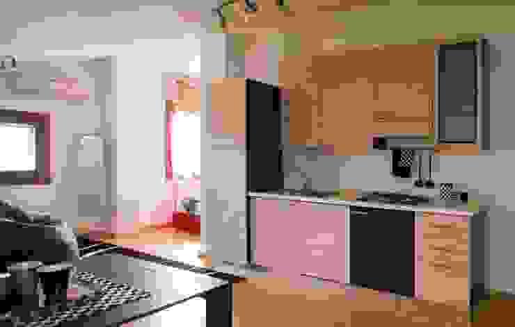 blocco cucina dopo di Mariagrazia Guarini Home Stager & interior Design
