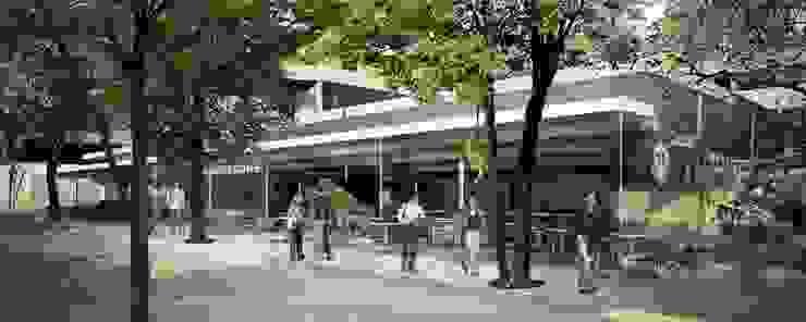 Barrio Universitario de City Ink Design