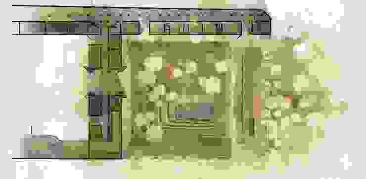 Planta arquitectónica de City Ink Design