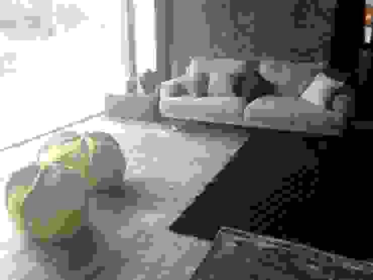 riorganizzazione spazio Art tappeti Negozi & Locali commerciali di barbara cecchini fant