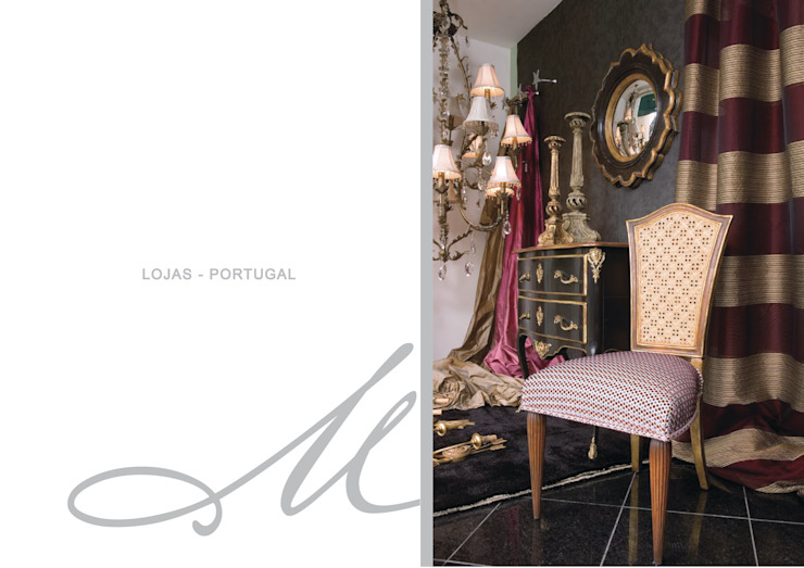 Shops in Portugal Espaços comerciais por Maria Raposo Interior Design