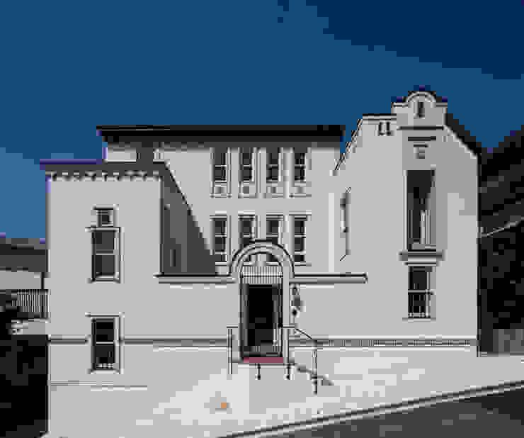 苦楽園のA邸 外観全景 クラシカルな 家 の 一粒社ヴォーリズ建築事務所 クラシック