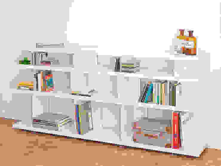 Bücherregal BRR 200x90 von Vanpey Minimalistisch