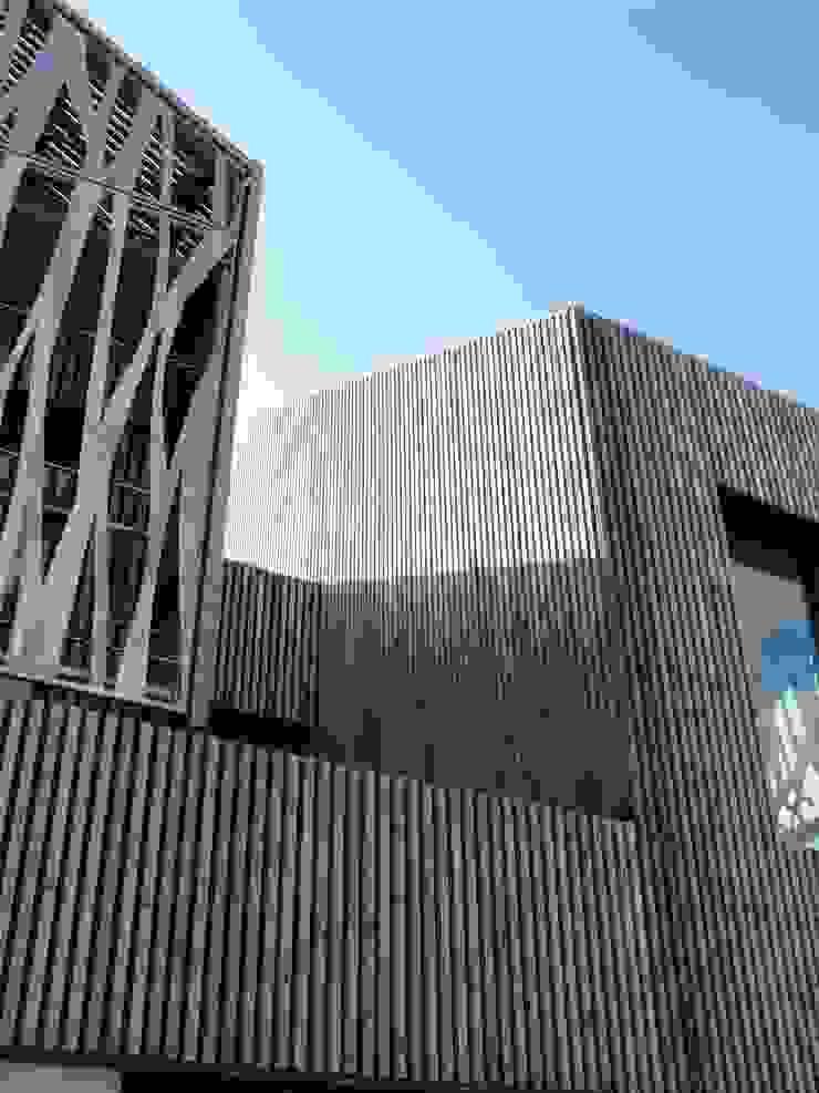 ESPACE ENFANCE – ASSOCIATIONS A BREST Ecoles modernes par TOPOS ARCHITECTURE Moderne