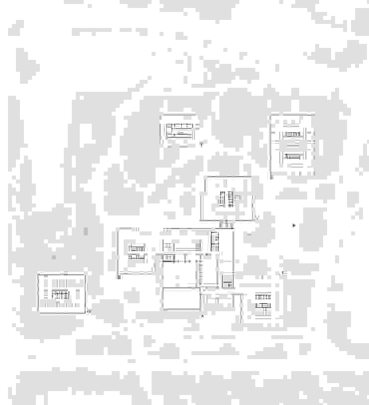 Conseil œcuménique des Églises – GREEN VILLAGE par LRS Architectes