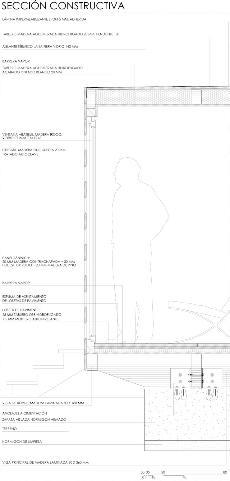 by DMP arquitectura Сучасний