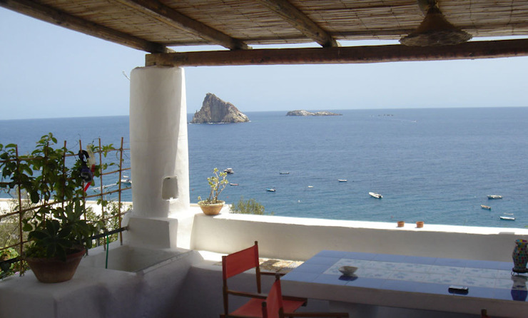 Studio Ricciardi Architetti Mediterrane Häuser