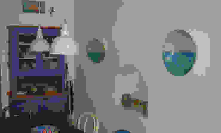 Casa Zia Grazia #Panarea #Messina #Sicily Studio Ricciardi Architetti Case in stile mediterraneo