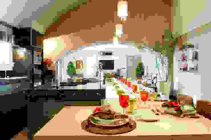 Cuisine par Adriana Scartaris: Design e Interiores em São Paulo