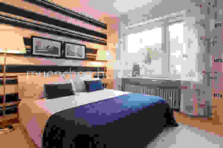 Maritimes Schlafzimmer Klassische Schlafzimmer von Münchner HOME STAGING Agentur Klassisch