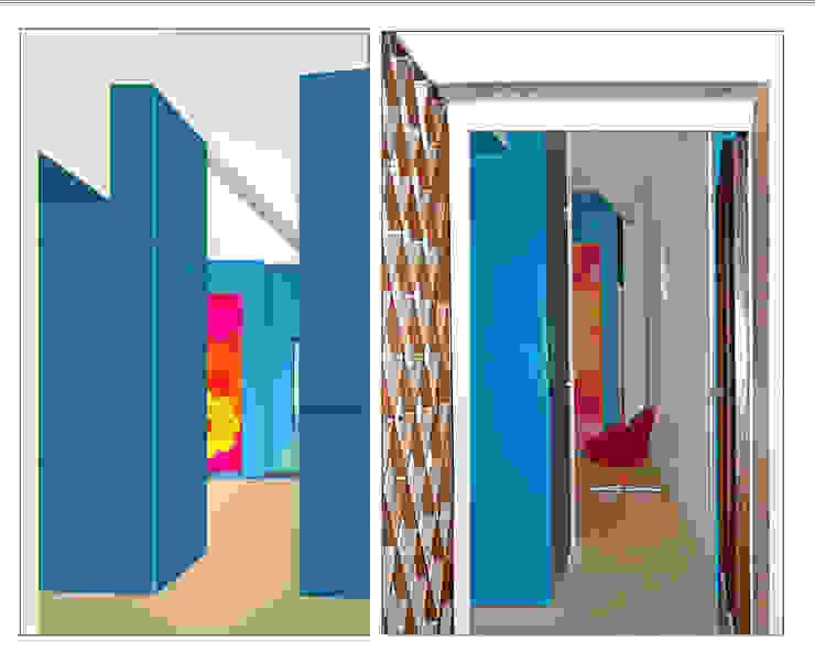 casa MP Case moderne di Cigala Tropiano Moderno