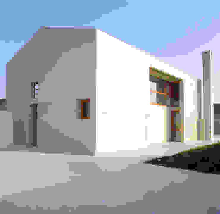 Casa en Gardélegui de Roberto Ercilla