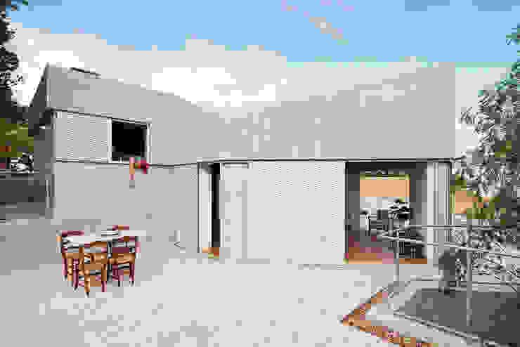 Casa Baladrar Casas de Langarita Navarro Arquitectos
