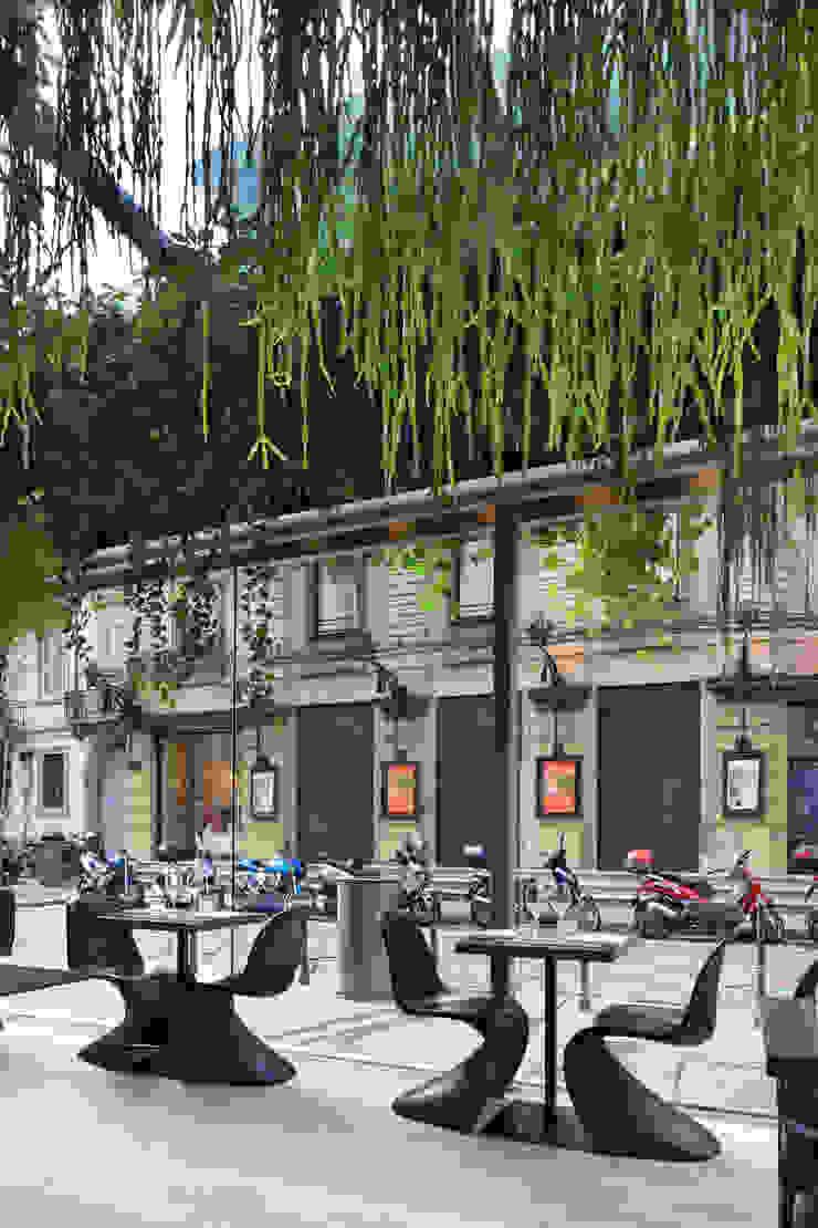 Trussardi Cafe Gastronomia di Carlo Ratti Associati