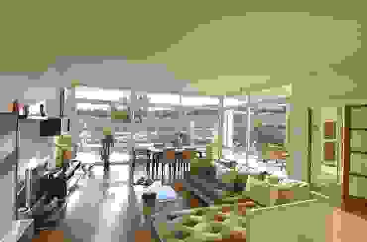Дома в стиле модерн от archi concept Модерн