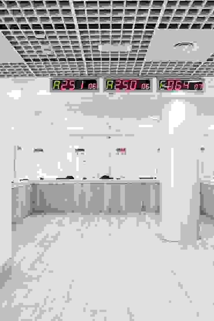 Regina Apostolorum Ospedali in stile eclettico di Studio Cappellanti Eclettico