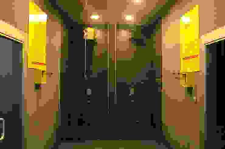 Çayyolu / Ankara Modern Banyo CO Mimarlık Dekorasyon İnşaat ve Dış Tic. Ltd. Şti. Modern