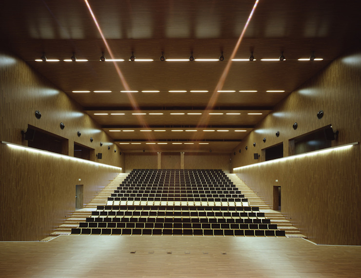 Conservatorio di Musica di Bilbao di Roberto Ercilla