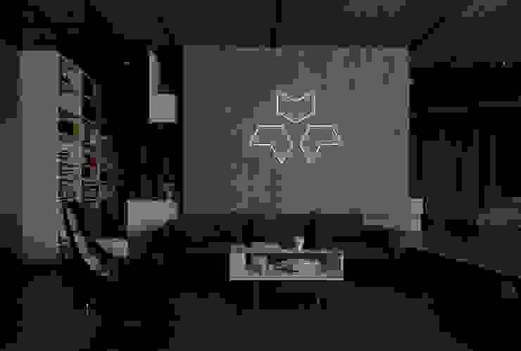 Flash Wohnzimmer von Sygns GmbH
