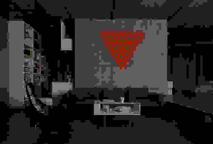 Ice Wohnzimmer von Sygns GmbH