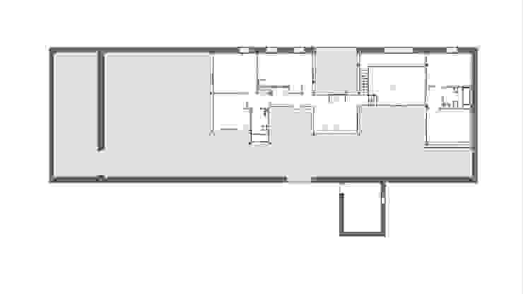 Planta Casas de Angar Arquitectos