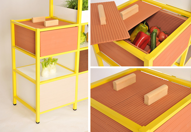 Food Storage di Friday Project Minimalista