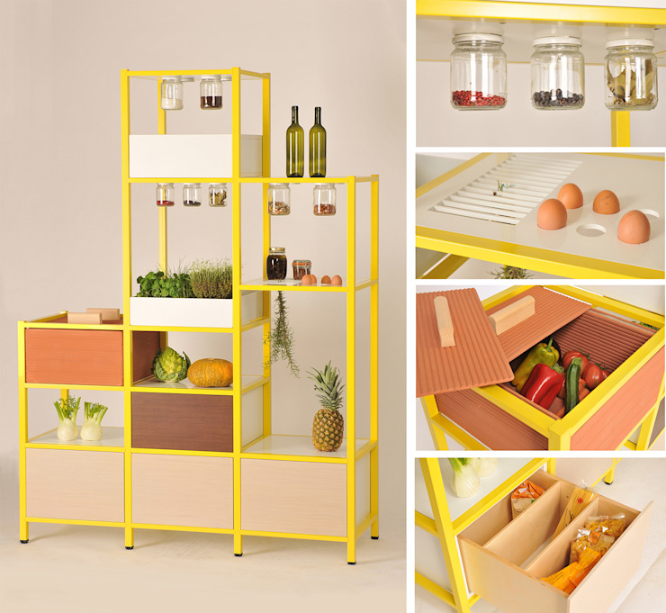 Friday Project KitchenStorage