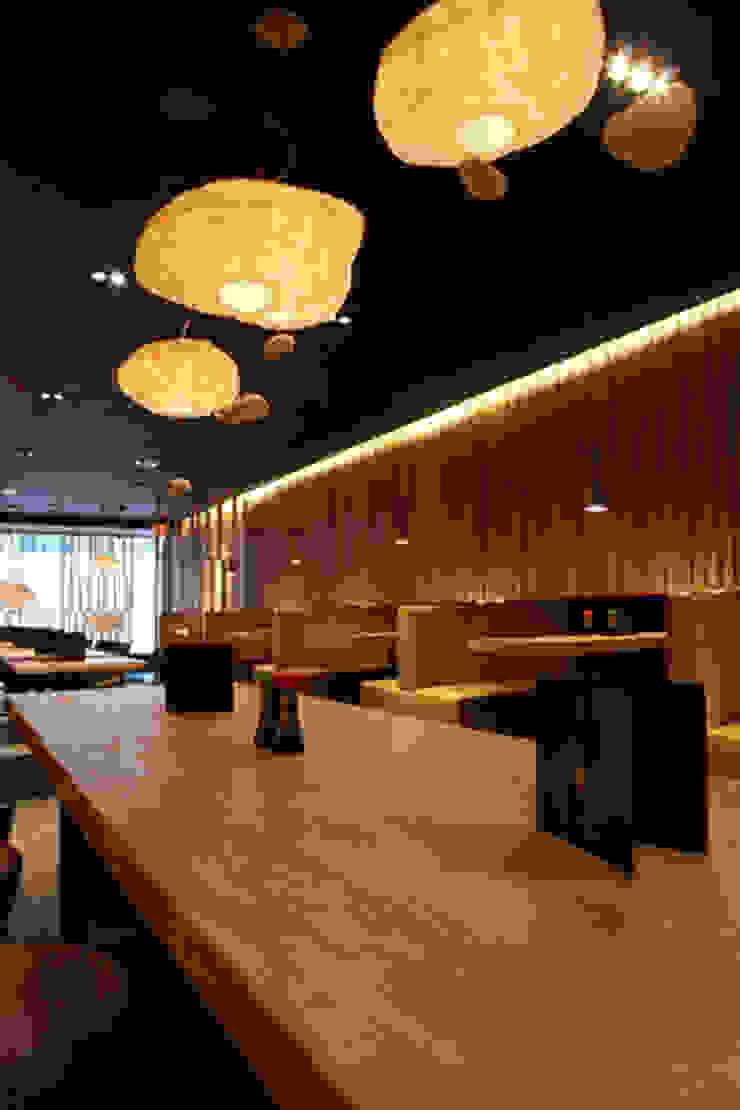 Sushi Shop New York par CELINE WRIGHT Asiatique