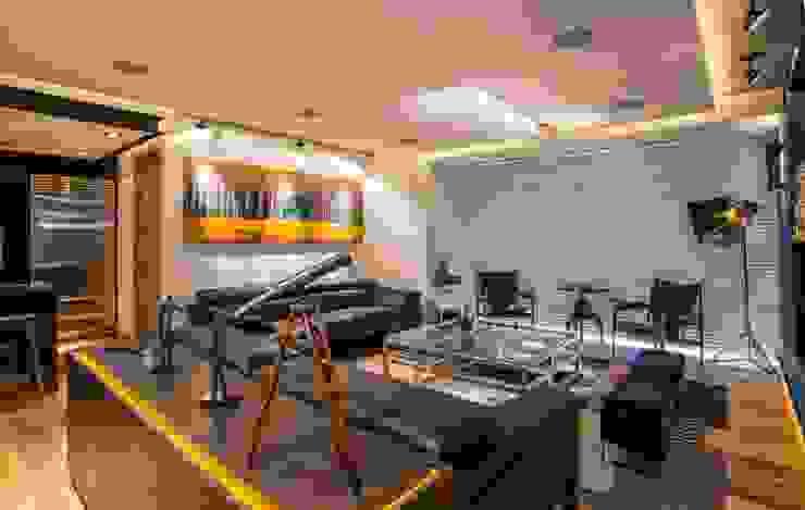 Veramonte I Salones eclécticos de Sobrado + Ugalde Arquitectos Ecléctico