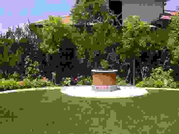 alessia brignardello Moderner Garten