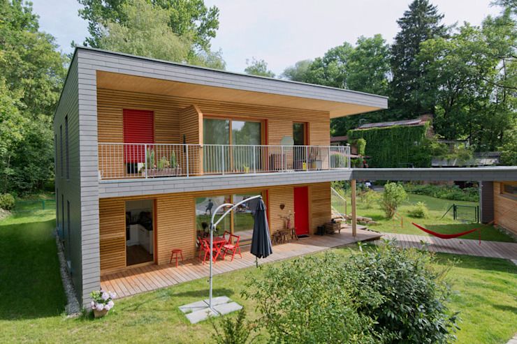 Modern Houses by BayernBlock - HultaHaus Modern