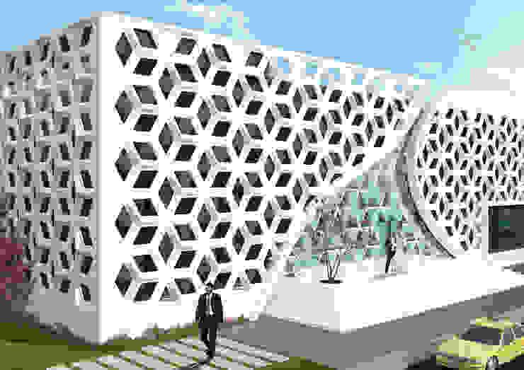 CO Mimarlık Dekorasyon İnşaat ve Dış Tic. Ltd. Şti. Maisons modernes