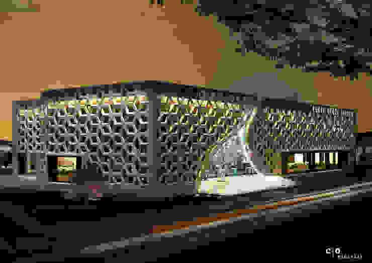 CO Mimarlık Dekorasyon İnşaat ve Dış Tic. Ltd. Şti. 現代房屋設計點子、靈感 & 圖片