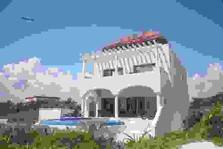 Houses by axg arquitectos, Mediterranean