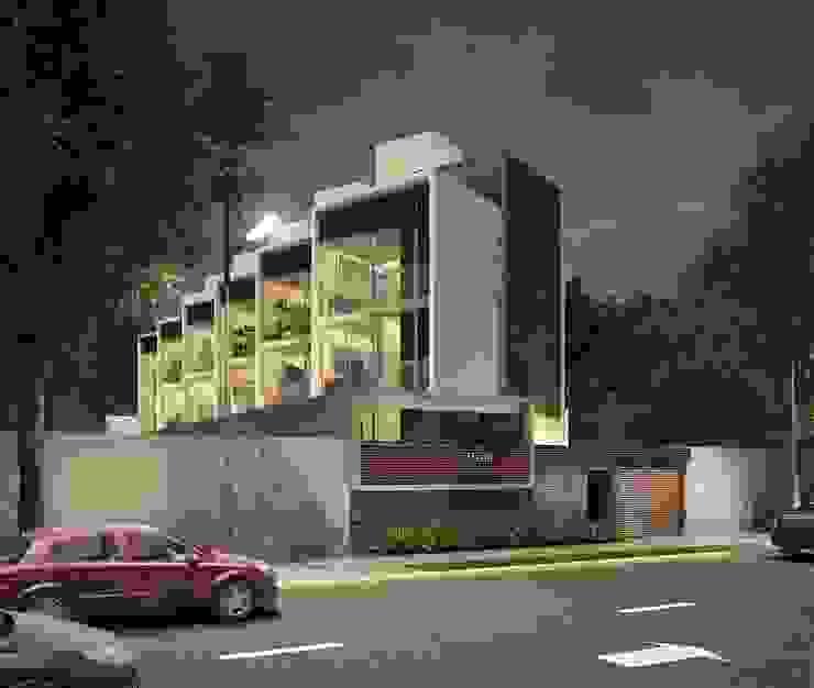 Concepción Beistegui 516 de E+A Arquitecto Moderno
