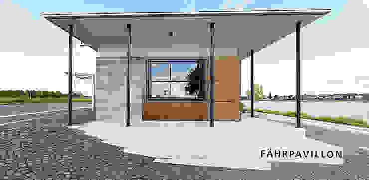 skt umbaukultur Architekten BDA Maisons modernes