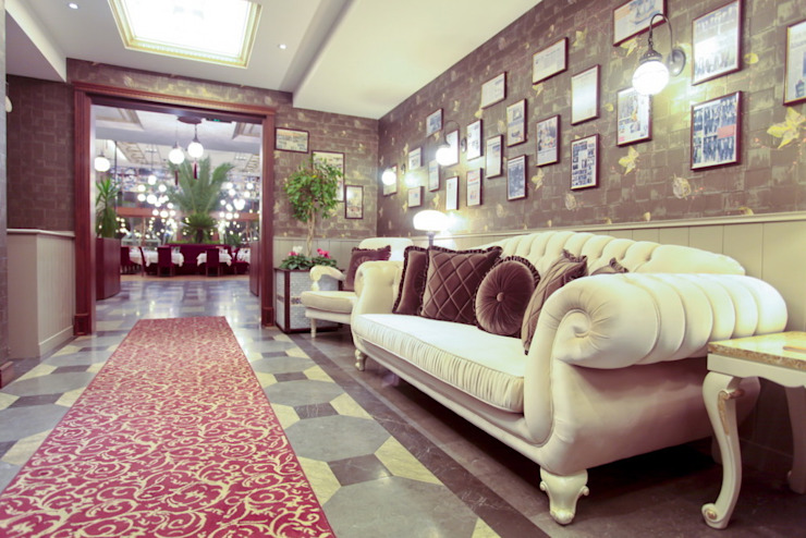 CO Mimarlık Dekorasyon İnşaat ve Dış Tic. Ltd. Şti. – Tavacı Recep Usta II: modern tarz , Modern