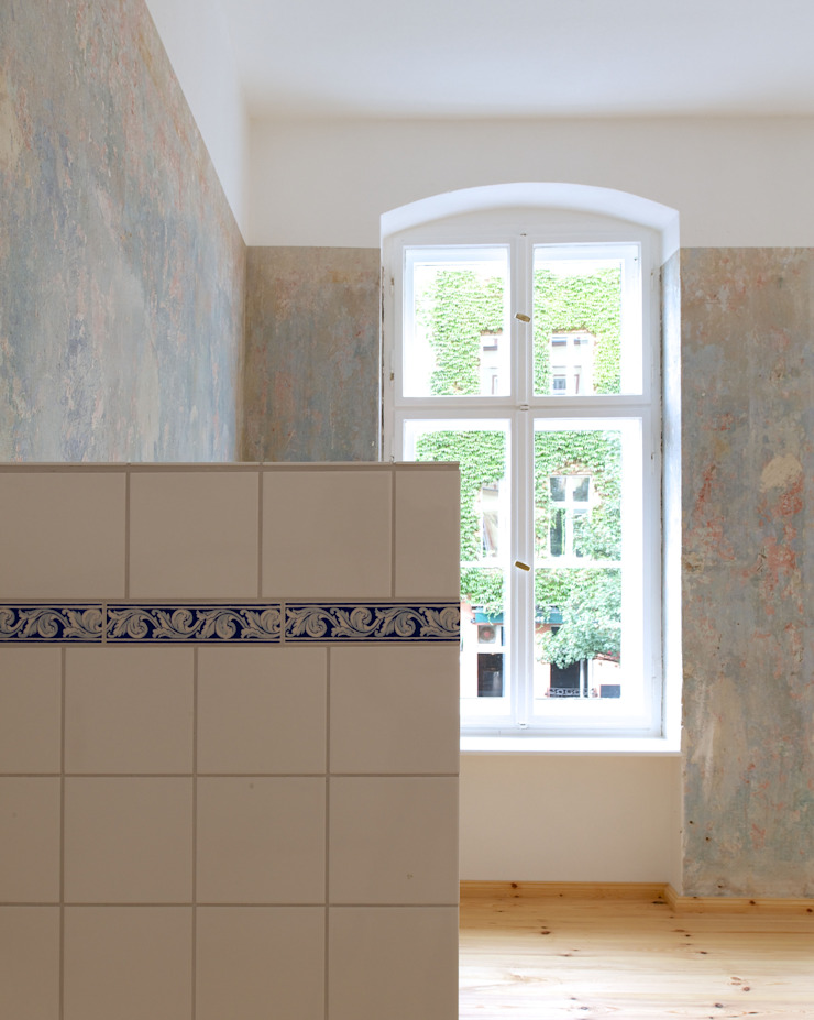 Konzept Koloniale Badezimmer von Gabriele Riesner Architektin Kolonial