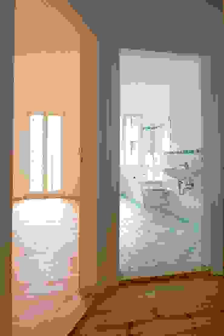 Dielen Rustikale Schlafzimmer von Gabriele Riesner Architektin Rustikal