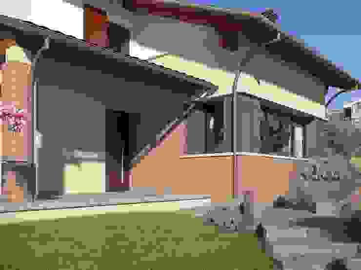 Abitazione privata. Case moderne di Albini Architettura Moderno