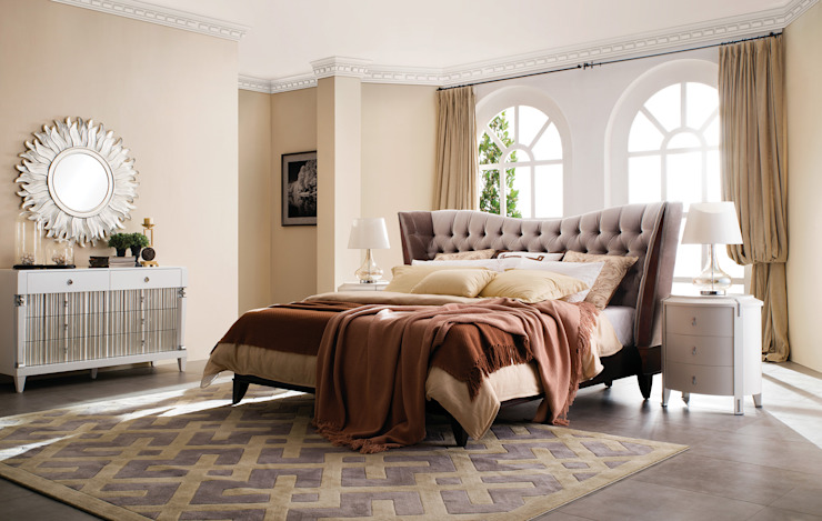 Bedroom by Fratelli Barri,